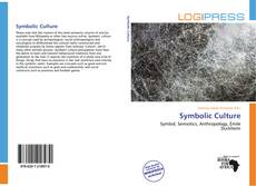 Bookcover of Symbolic Culture