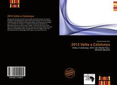 Bookcover of 2012 Volta a Catalunya