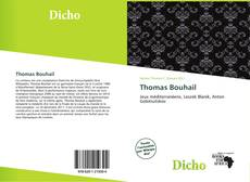 Bookcover of Thomas Bouhail