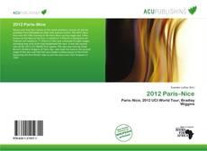 2012 Paris–Nice kitap kapağı