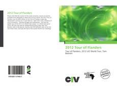 Portada del libro de 2012 Tour of Flanders