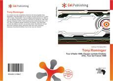 Обложка Tony Rominger