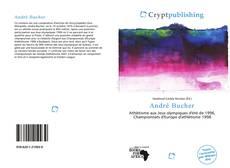 Buchcover von André Bucher