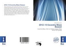 Bookcover of 2012–13 Coventry Blaze Season