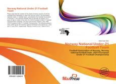 Capa do livro de Norway National Under-21 Football Team