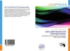 Copertina di 2012 IIHF World U18 Championships