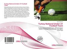 Turkey National Under-21 Football Team kitap kapağı