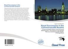 Bookcover of Royal Succession in the Commonwealth Realms