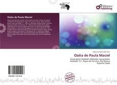 Couverture de Ozéia de Paula Maciel