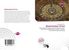 Buchcover von Bedchamber Crisis