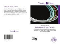 Capa do livro de Pedro das Neves Correia