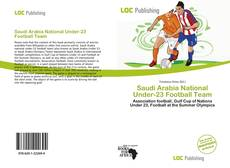 Saudi Arabia National Under-23 Football Team的封面