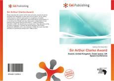 Portada del libro de Sir Arthur Clarke Award