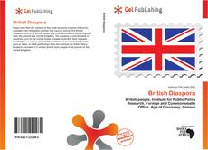 Bookcover of British Diaspora