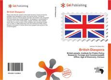 Capa do livro de British Diaspora