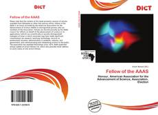 Fellow of the AAAS kitap kapağı