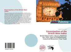 Couverture de Emancipation of the British West Indies