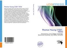 Thomas Young (1587–1655) kitap kapağı