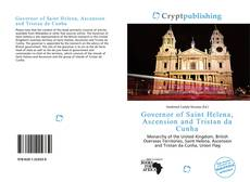 Capa do livro de Governor of Saint Helena, Ascension and Tristan da Cunha