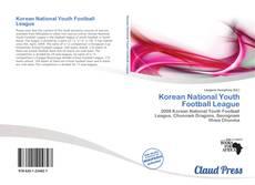 Copertina di Korean National Youth Football League