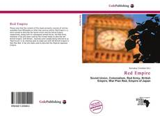 Bookcover of Red Empire