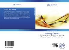 2010 Copa Sevilla的封面