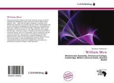 William Mew kitap kapağı