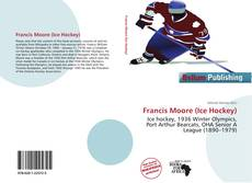Couverture de Francis Moore (Ice Hockey)