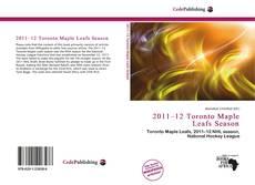 Capa do livro de 2011–12 Toronto Maple Leafs Season