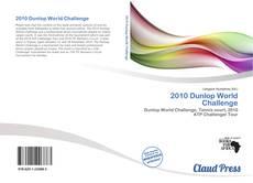 Capa do livro de 2010 Dunlop World Challenge