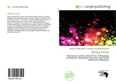 Bookcover of Wiley Prize
