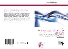 William Cecil, 2nd Earl of Salisbury的封面