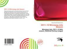 Bookcover of 2011–12 Winnipeg Jets Season