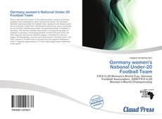 Обложка Germany women's National Under-20 Football Team