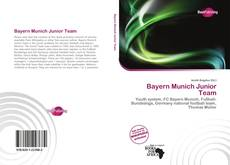 Capa do livro de Bayern Munich Junior Team