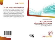 Copertina di 2012 IIHF World Championship Rosters