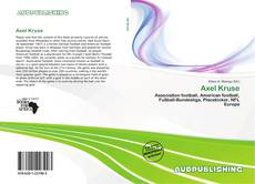 Bookcover of Axel Kruse