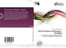 2010 Franken Challenge – Doubles的封面
