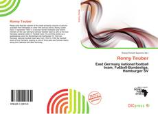 Bookcover of Ronny Teuber