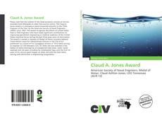 Bookcover of Claud A. Jones Award