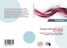 Portada del libro de Snooker World Rankings 2011/2012
