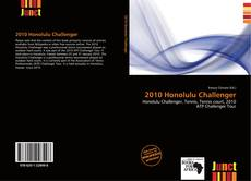 Couverture de 2010 Honolulu Challenger