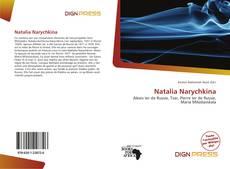 Capa do livro de Natalia Narychkina