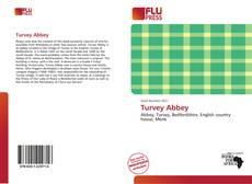 Capa do livro de Turvey Abbey