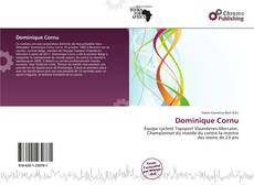 Couverture de Dominique Cornu