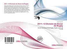Bookcover of 2011–12 División de Honor de Rugby