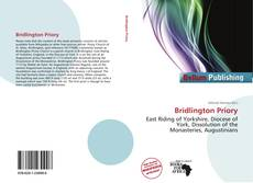 Couverture de Bridlington Priory