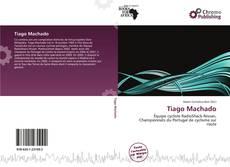 Capa do livro de Tiago Machado