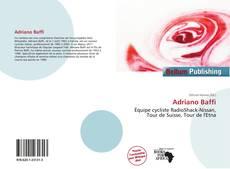 Bookcover of Adriano Baffi