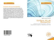 Обложка Guilhem VII de Montpellier